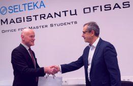 Magistrantūros studentams – inovatyvios darbo vietos