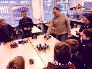 """KTU EEF – trečią kartą organizuojama """"European Robotics Week"""" iniciatyva"""