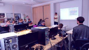 """KTU EEF tęsiasi tarptautinis """"Automatikos ir robotikos"""" semestras"""
