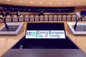 Centrinės Europos Energetikos diena: gairės energetikos sektoriaus plėtrai