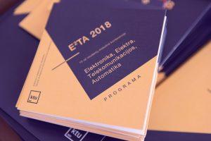 Kaip išsaugoti pastebėtą jaunąjį potencialų mokslininką – E2TA 2018