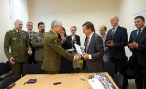 KTU ir NATO Energetinio saugumo kompetencijos centras pasirašė ketinimų protokolą dėl bendradarbiavimo