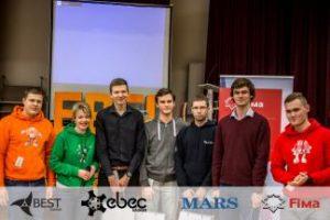 """EBEC'2017: """"MIG'ai"""" iškovojo kelialapį į regionines varžybas"""