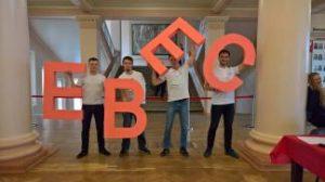 Inžinerinėse varžybose EBEC BALTIC – KTU komandos iškovota II vieta