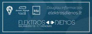 Elektros dienos 2015 – dar daugiau renginių bei pramogų!