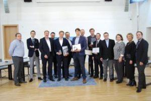 Nominacija už robotikos proveržį moksle
