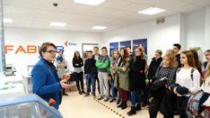 Mokiniai nori žinių apie technologijas