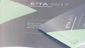 14 – oji studentų mokslinė konferencija E2TA