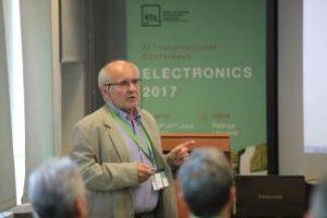 """21-oji tarptautinė mokslinė konferencija """"ELECTRONICS 2017"""""""