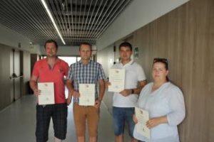 Pirmųjų Elektros ir elektronikos fakulteto doktorantų įspūdžiai po stažuotės Ispanijoje