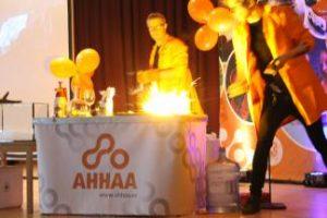 Akimirkos iš balandžio mėnesį KTU siautusios Estijos mokslo centro AHHAA mokslo fiestos