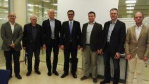 KTU EEF doktorantams – galimybė vienu metu įgyti tiek Lietuvos, tiek Ispanijos universitetų mokslinį laipsnį