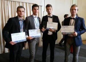 KTU inžinerijos studentai – geriausi Europoje