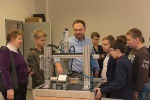 "KTU EEF prisijungė prie ""European Robotics Week"" iniciatyvos"