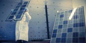 5500 m2 moderni atsinaujinančių energijos šaltinių laboratorija ant KTU pastato stogo ir po žeme