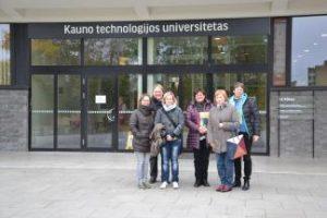 EESK dėstytojų indėlis kuriant naują mokymo programą