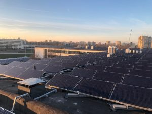 Taupys išteklius ir tausos gamtą: KTU kuriama atsinaujinančių energijos šaltinių sistema