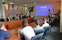 """""""Mars Lietuva"""" atvėrė duris būsimiems specialistams"""