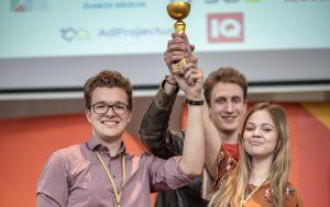 Projektų valdymo čempionato nugalėtojai – EEF inžinieriai