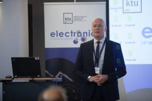 """23-oji tarptautinė mokslinė konferencija """"ELECTRONICS 2019"""""""