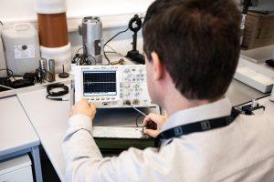 Į prestižinę mokslo areną: KTU ultragarso tyrėjams – unikali mokslinių tyrimų įranga