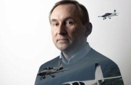 KTU docentas ir pilotas Darijus Pagodinas: pilotuoti gali tik atsakingas, empatiškas ir daug techninių žinių turintis žmogus