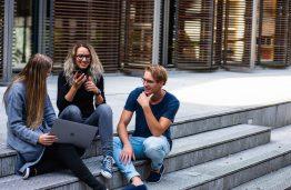 Erasmus+ studijos pavasario semestre